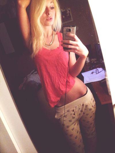 I Love My Body Body Blonde Hair Dnt Care !! Rawr!