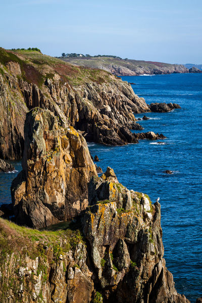 Cliffs Rock Formation Beauty In Nature Cliffside Costline Landscape Nature No People Scenics Seaside Tranquility Water