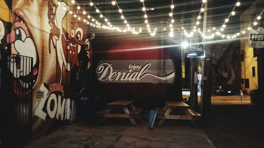 a sweet taste if denial Windsor Ontario Downtown Windsor Art