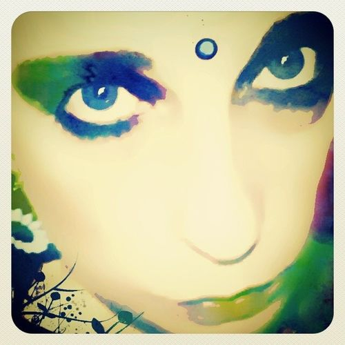 Me MEMyself &I Watercolor Photooftheday picoftheday