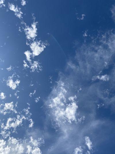 Blue sk Sky