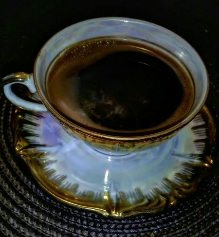 Good morning Coffee ☕ Turkishcoffee Withmilk Coffee Time Coffee Cup Coffee At Home Sunday Morning Sundaymood 🎧❤ ❤ Relaxing Indoors