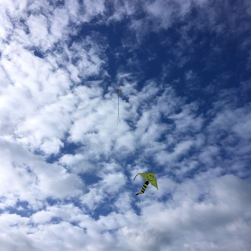 Cerf Volant Beachphotography Taking Photos IPhoneography Breizh Enjoying Life Relaxing