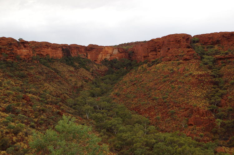 Kings Canyon Nature Cliff Cloud Sky Landscape Natural Formation Outdoors Scenics