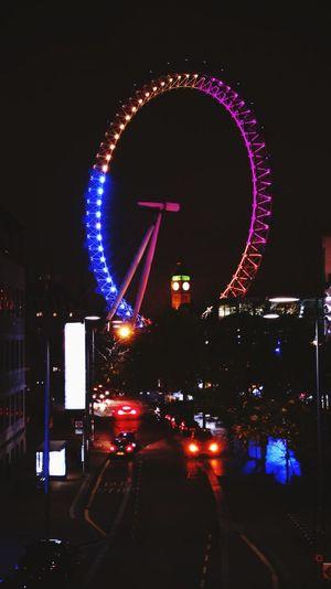 Enjoying Life View London Taking Photos