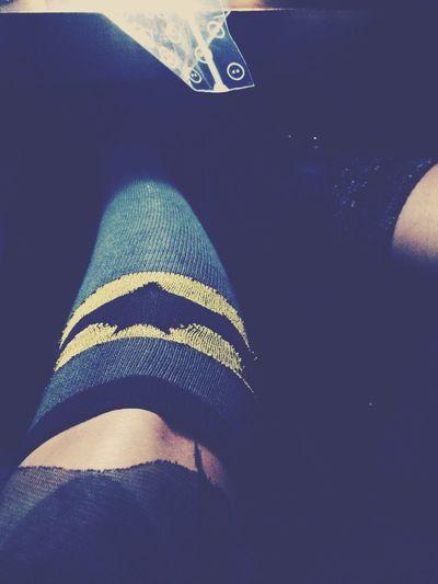 Lovely Batman Socks Dailyphoto