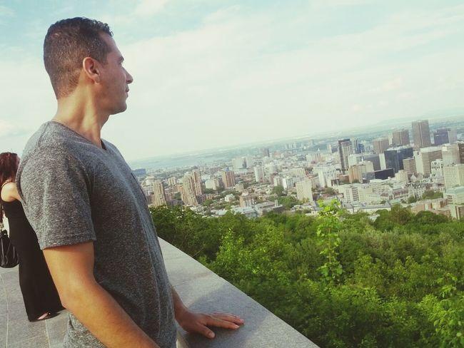 Mont Royal Montréal Hi!