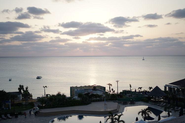Sunset Okinawa