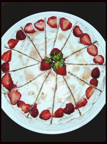 Homemade cake! Delicious