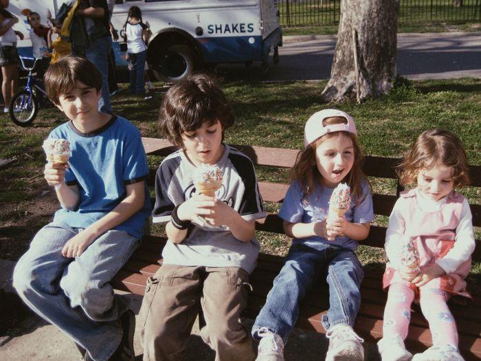 Childhood Child Girls Group Of People Females Friendship Innocence