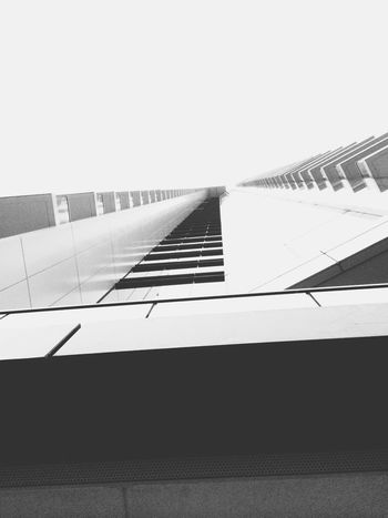 Whiteness (large) Black And White Architecture IPhoneography VSCO