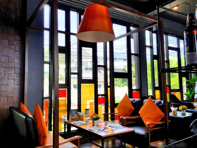 The Block Thailand Restaurant Chaeng Wattana Cafe Cafe&bristo