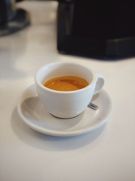 Espresso Espresso Coffee Coffee - Drink Food And Drink Refreshment Drink Table No People Indoors  Freshness Healthy Eating
