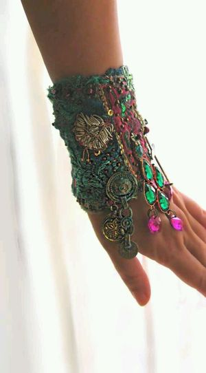 Beautiful Colour Accessories Woman Hand Made Jewelry Fashion
