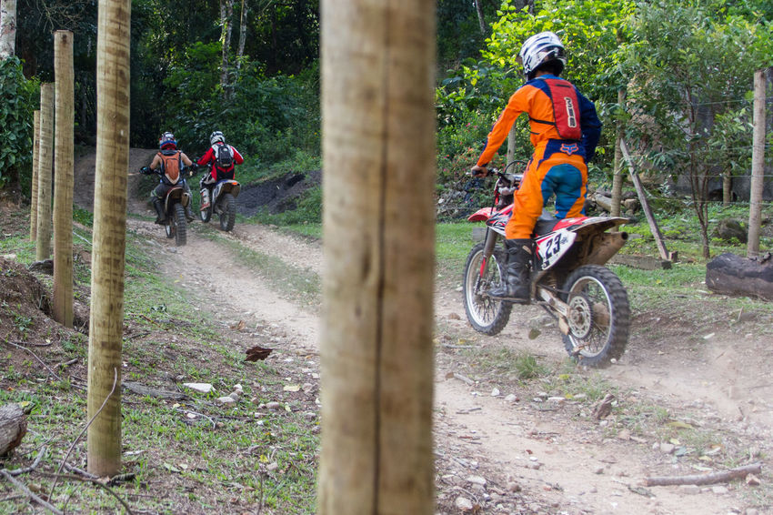 Adults Only Adventure Competition Day Full Length Grass Headwear Helmet Julhofragaphotography Men Motorcycle Nature Only Men Outdoors People Real People Sport Sports Clothing Sports Race Tree