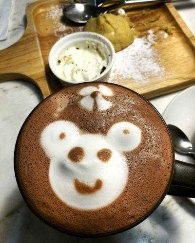 หมีร้อน Coffee Cup Food And Drink Drink Coffee - Drink