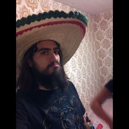 To much party! Im Mexican, I like Taco ! Alfredbass Mastaco Lethalfan beardbassplayer amigou