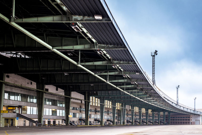 Historical Building Abandoned Buildings Airfield Amazing Architecture Tempelhof Airport Airfield Tempelhof Abandoned Airfield Flughafen Tempelhof  Abandonedbuilding Berlin Tempelhof Architecture Flughafen Berlin Tempelhof Rollfeld Historical Monuments Airport Abandoned Places