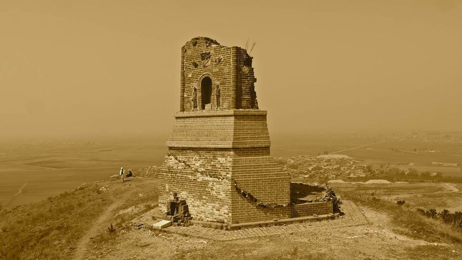 Shenyang Countryside: Old Greatwall Thegreatwall Traveling In China China Countryside