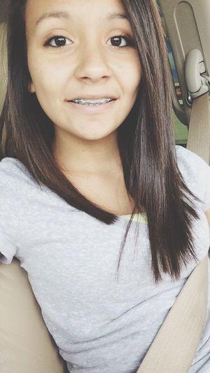 Shorthair Bored Selfie