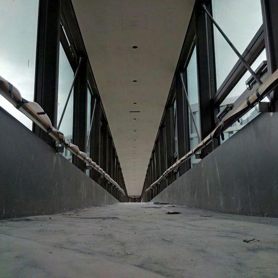 ...neue Brücken... Allianz Brücke Campus Unterföhring Architecture Architektur Neubau Stahl