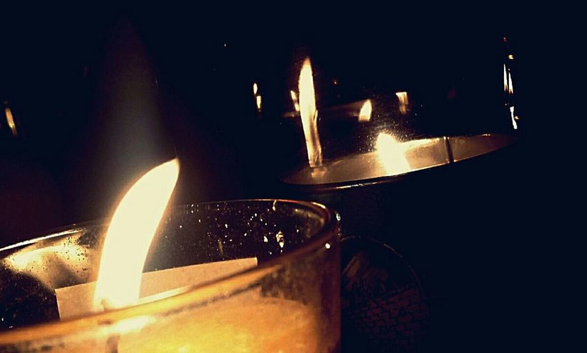 Burning 🔥🔥 GN my friends. Beauty In Darkness Flames Winter 2015 Candlelight Because Even In Darkness There Is Beauty... Let Your Light Shine... Darkness And Light Warming The Soul Warmth In The Night