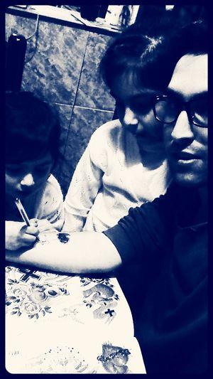 My Tatto I Love My Niece ♡ Santiago De Chile Enjoying Life