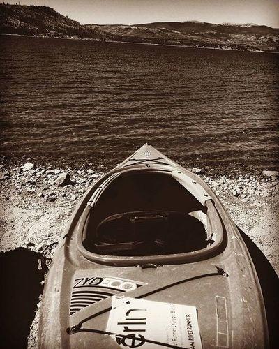 Went kayaking