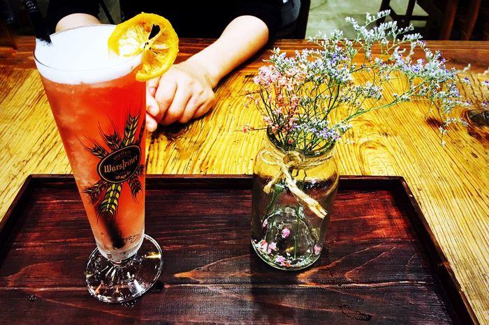 Coktail Peach Crush Flower Dry Flower  Cool