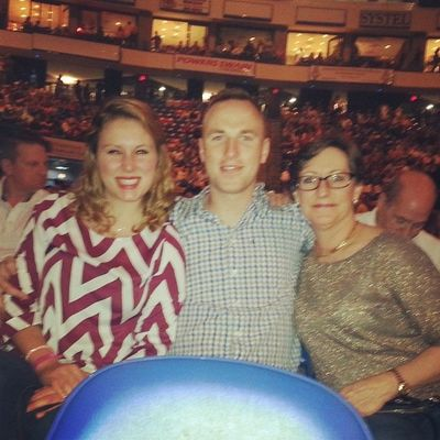 Had the best time with my man and his amazing momma at the Darius Rucker concert on Friday! Country