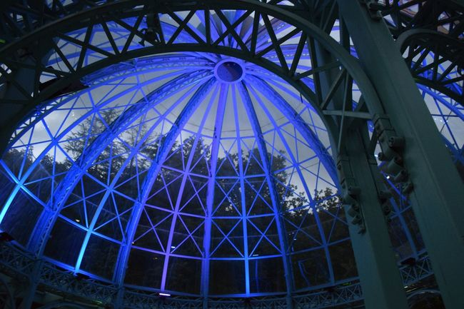 Ceiling Blue Built Structure No People Architecture Dome EyeEm Gallery EyeEm Best Shots EyeEmbestshots Eyeemphotography EyeEmBestPics Eyeemgallery Modern Architecture Glass Dome The City Light Art Is Everywhere