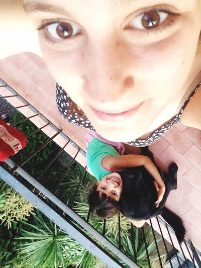 Niño Dog Sister Summer 🐼👭🌾