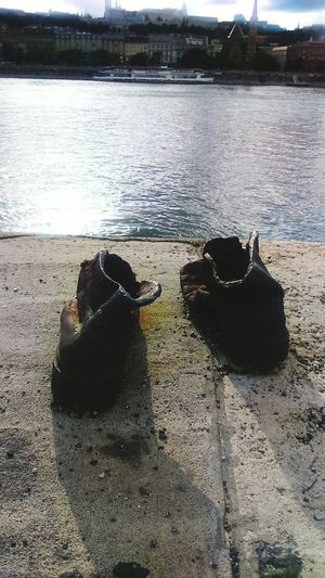 Judaism Boots Sad Truth EyeEmNewHere Shoes On The Danube Bank Holocaust Memorial Moving Memorial