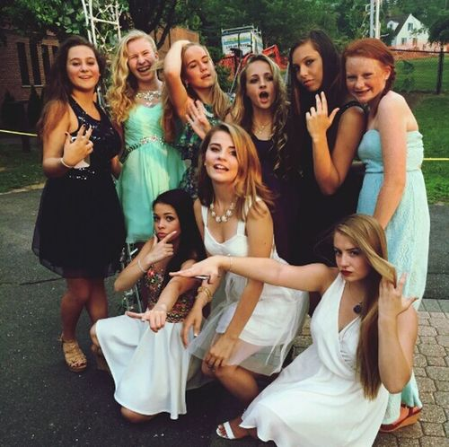Dysfunctional Squad Dance Candid