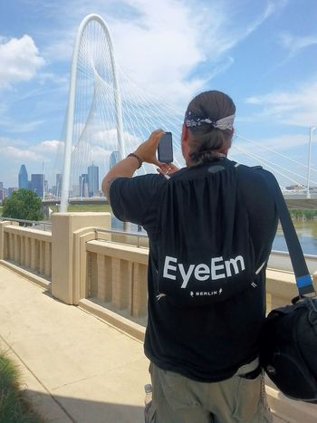 Taking Photos Taking Pictures EEA3 - Dallas Bridge Dallas