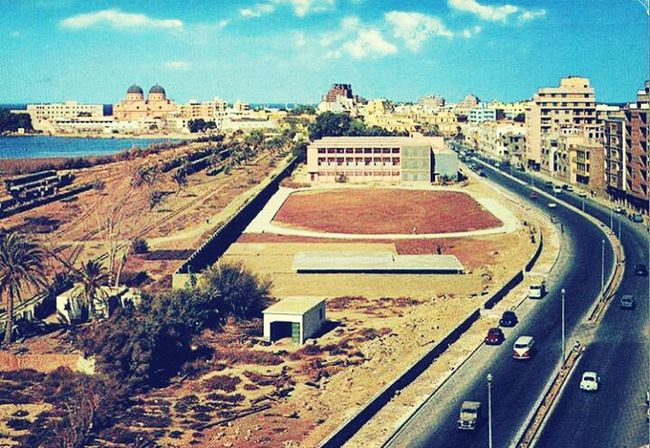 Benghazi time