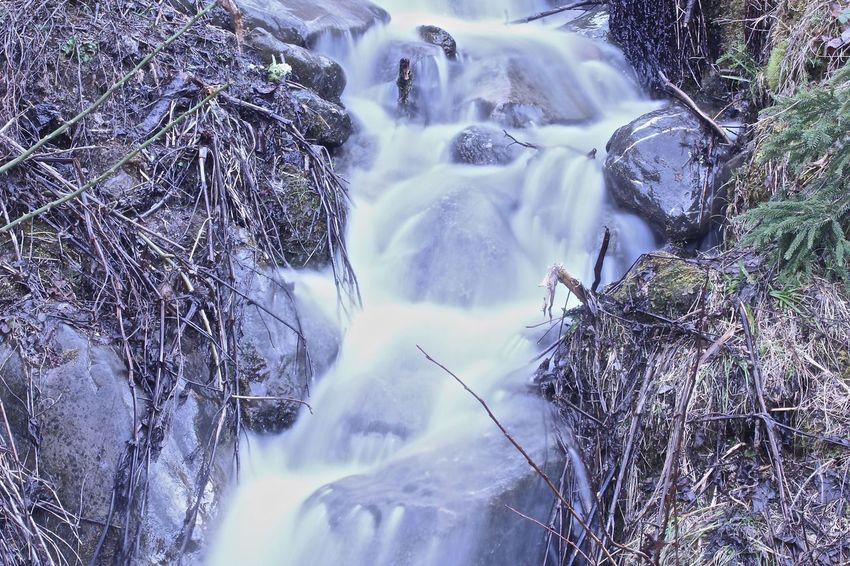 This photo took me around 100 shots before I got the perfect one. It was taken in Les Gets in France, in the mountains. Waterfall France France Photos LesGets