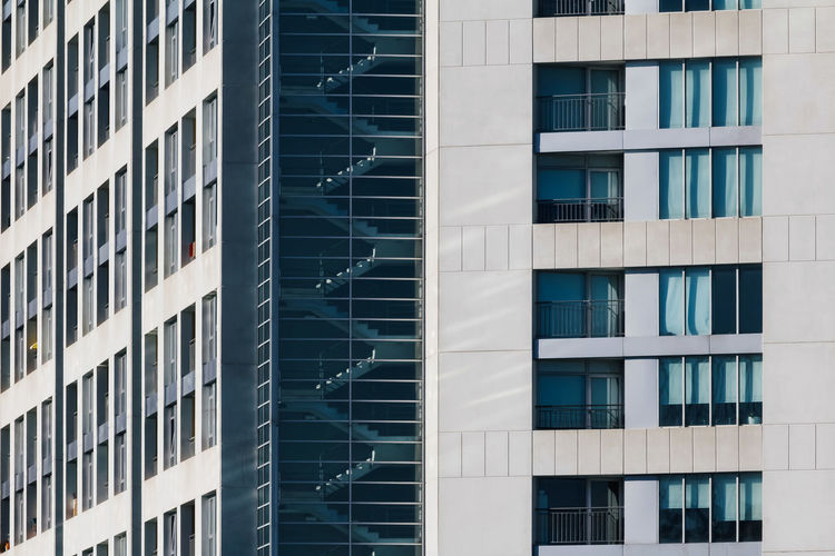 Built Structure Architecture Building Exterior Building Window City Modern No People Place Location Exterior Residential District Neighborhood Full Frame Town Outdoors Office Glass - Material Office Building Exterior Day Apartment The Architect - 2019 EyeEm Awards
