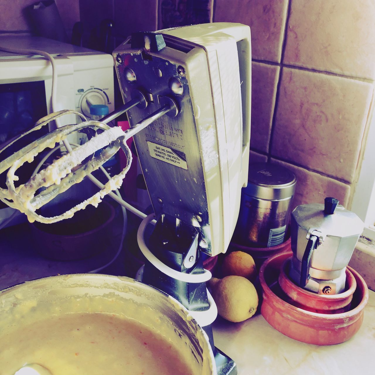 indoors, no people, food and drink, domestic room, food, still life, kitchen, high angle view, household equipment, kitchen utensil, container, close-up, table, wellbeing, healthy eating, home, fruit, hygiene, freshness, eating utensil