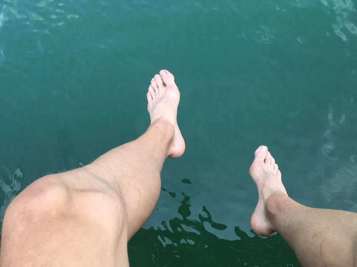 Hot Day Sunny Day Water Feet Hot Weather Summer Summer Feeling IPhoneography No Filter No Edit/no Filter Achensee Achenkirch