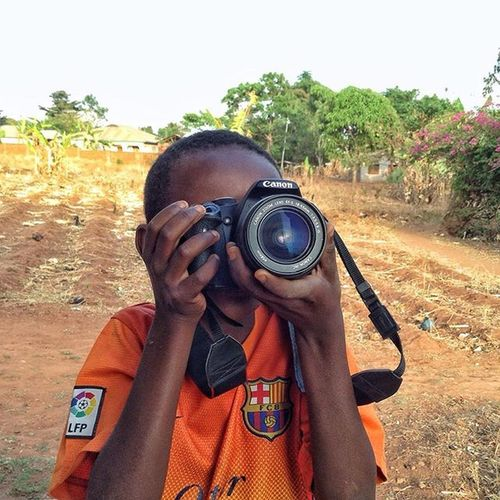 Preparations of WWIM12 with my young brother. We are going to make it in Songea . . . Photographytz WWIM12 WWIM12_Songea MyTanzania Shutterbugstz Visiterlafrique Vscocam