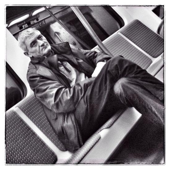 Blackandwhite Oggl Subway Streetphotography