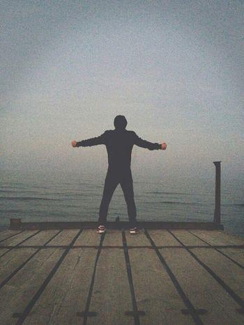 On A Health Kick Kaspian Sea Me Fly Away