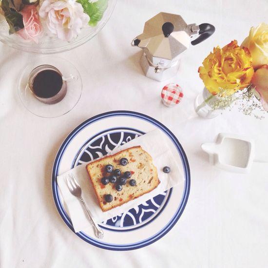 Breakfast Breakfast ♥ Having Breakfast Coffee ☕