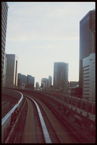 ゆりかもめ Tokyo 東京