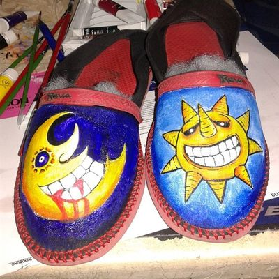 Wip Souleater Shoe Design Drawing Acrylic DIY Art Illustration Drawing Draw Tagsforlikes Picture Artist Artsy Instaart Beautiful Instagood Gallery Masterpiece Creative Photooftheday Instaartist Graphic Graphics artoftheday