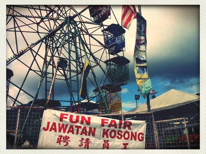 Old school fun fair ;)