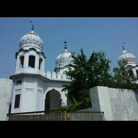 Gurdwara at ANANDPURSAHIB Punjab India setlife doclife Sikh sikhlife