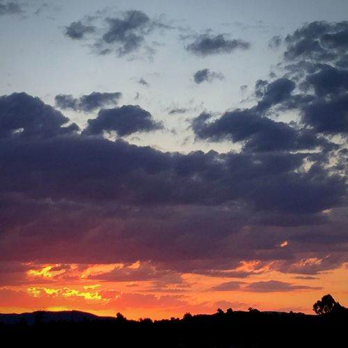 Another Sunset over Canberra / Travel Photography