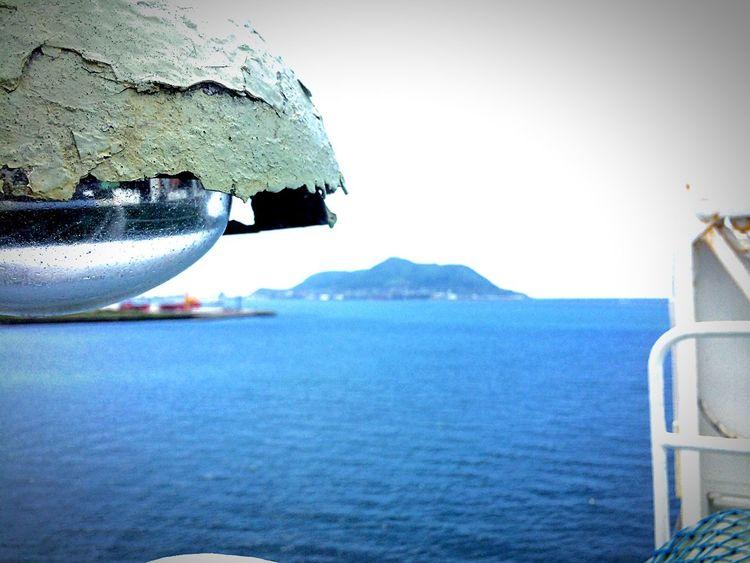 Hakodate-shi Hakodateyama Ship Sea